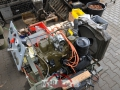 Hurricane F-Head Engine restored