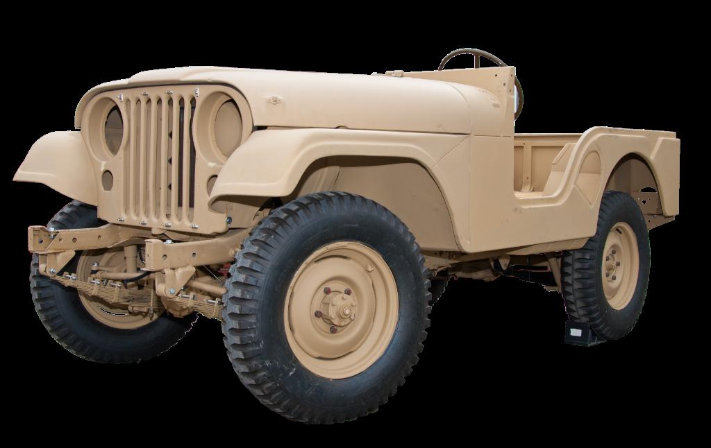 www.m38a1.de | Restoration of a Willys Jeep M38A1 1/4 ton ...