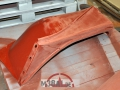 New MD JUAN Body Kit sanding before painting
