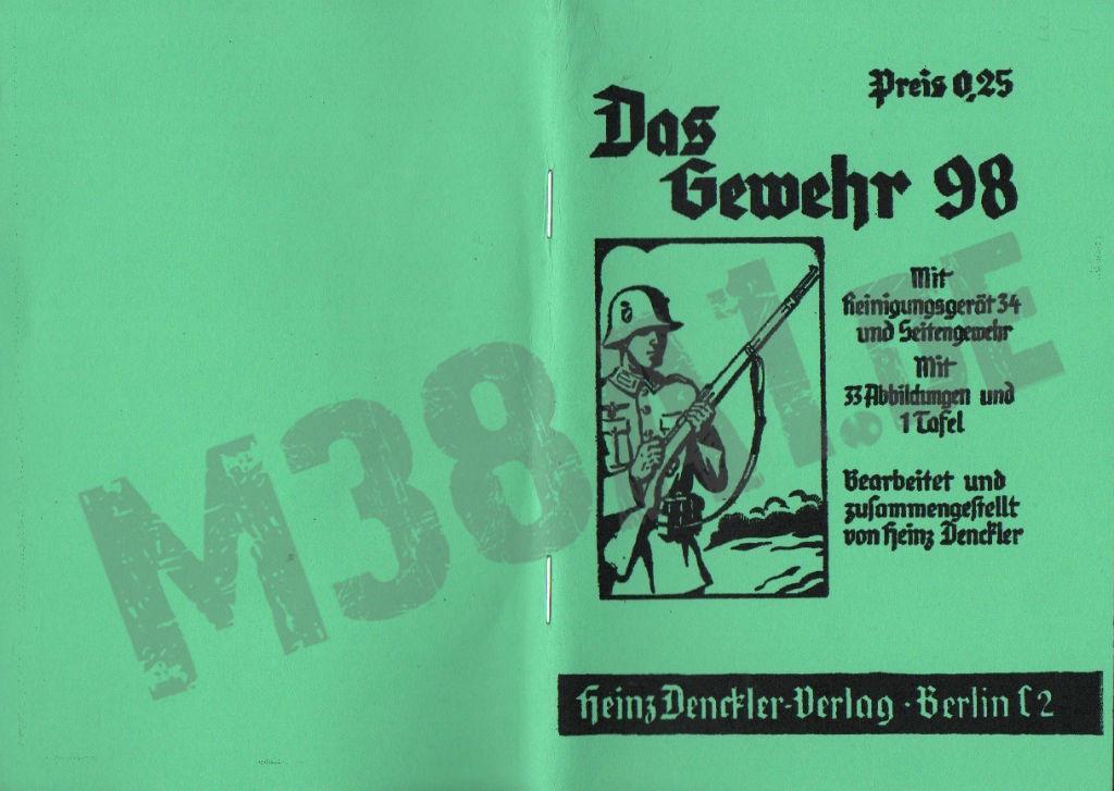 Das Gewehr_98_Deckblatt