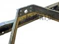 Rahmen Traverse hinten  (Detail)