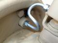 Vorderachse Detail Bremsleitung kurz