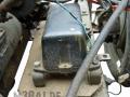 Generator montiert, vor der Restauration