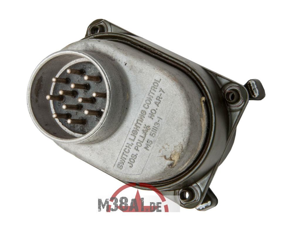 headlight control switch