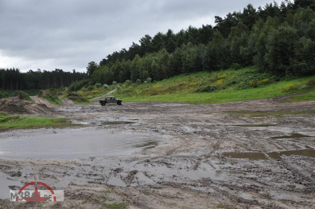 HMMWV-DRIVING |Fursten Forest | 06.09.15