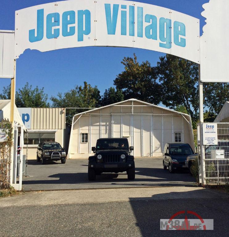 Jeep Village | Bilder-Stichwort | www.m38a1.de