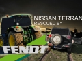Rescue Action by Fendt