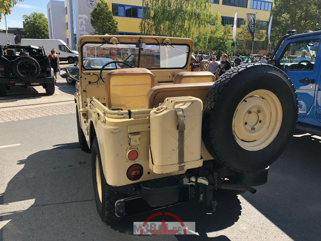 1953 Willys Jeep M38A1 NEKAF von Markus Hauff, Frankfurt