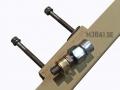 Aufnahme Bremszylinder am Rahmen