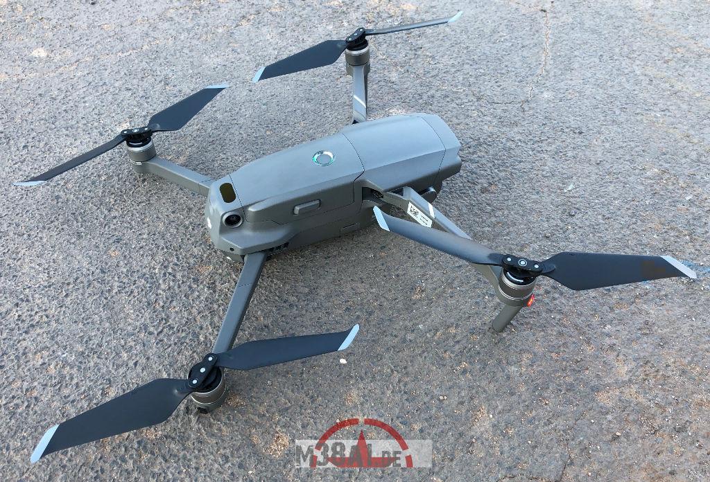 DJI Mavic 2 Pro drone test_21.10.18