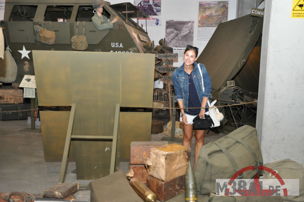 13.08.16_Normandy Tank Museum