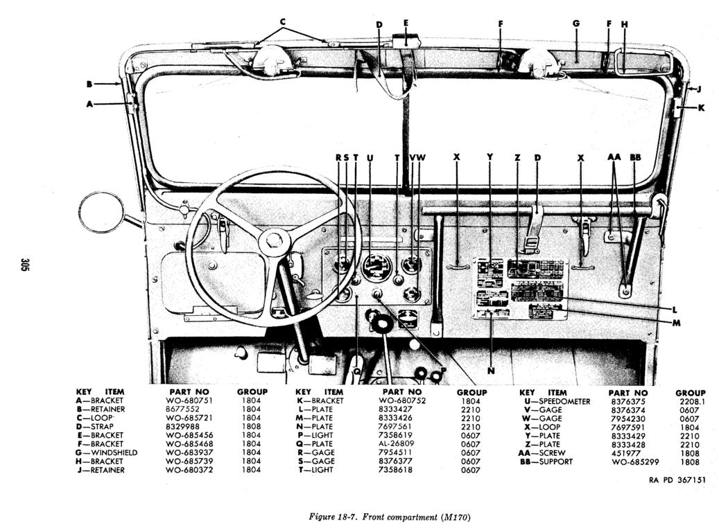 1951 Willys Cj3a Wiring Harness on Jeep Transmission Parts Diagram