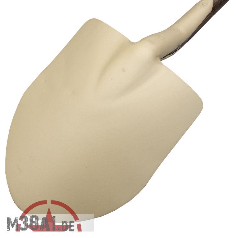 shovel, Schaufel restauriert