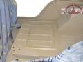 tool box, Werkzeugfach unter Beifahrersitz, neu lackiert