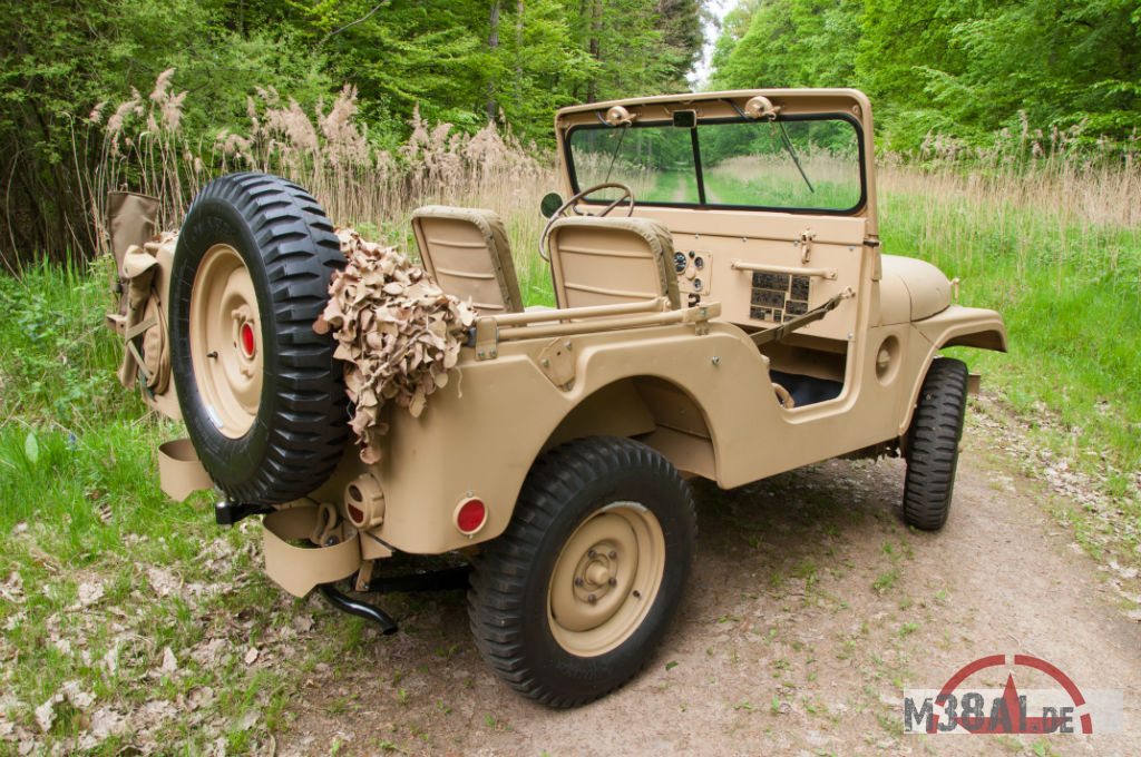 Willys Jeep_In the woods_28.04.18