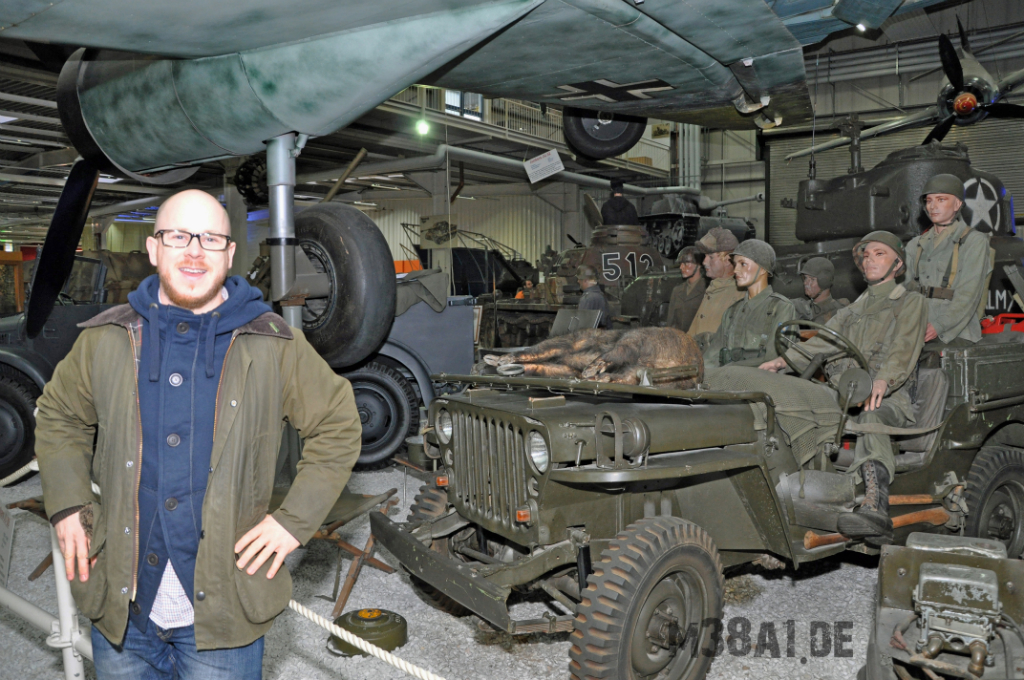 Willys Jeep MB Sinsheim
