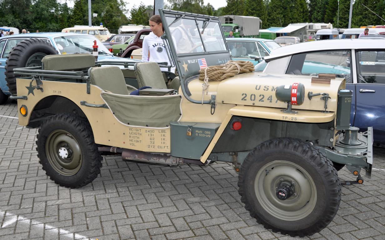 Wills Point Ford >> Ford GPW | Bilder-Stichwort | www.m38a1.de