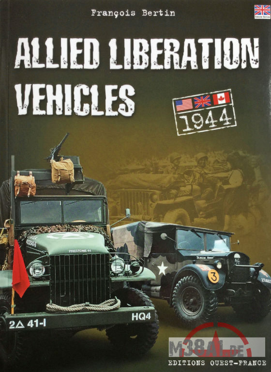 Francois Bertin, Allied Liberation Vehicles, Februar 2004