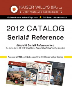 Serial-Guide-Kaiser-Willys-Catalog